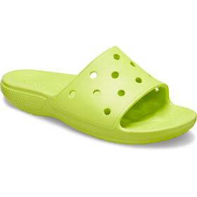 Crocs Classic Crocs Ciabatte, lime punch